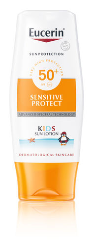 Eucerin Sensitive Protect Kids Sun Lotion SPF 50+, 150 ml