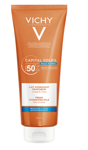 Vichy Capital Soleil Multi-Protection aurinkosuojavoide SPF50+ 200 ml