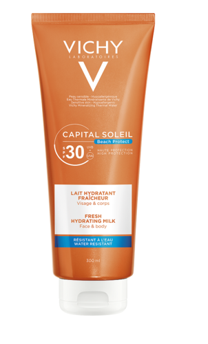 Vichy Capital Soleil Multi-Protection aurinkosuojavoide SK30, 200 ml