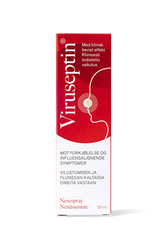 Viruseptin Nenäsumute 20 ml