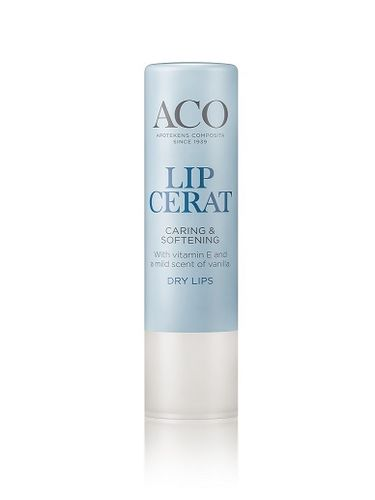 ACO Face Lip Cerat -huulivoide 5 ml