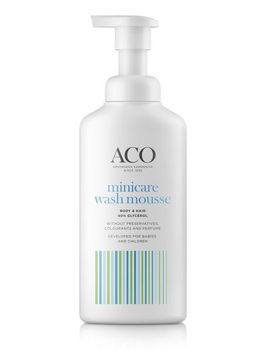 ACO Minicare Wash Mousse 200 ml