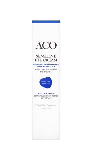 ACO Sensitive Eye Cream 15 ml