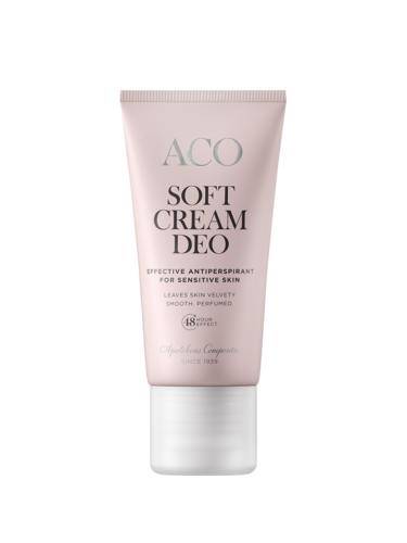 ACO Soft Cream Deo 48h, 50 ml