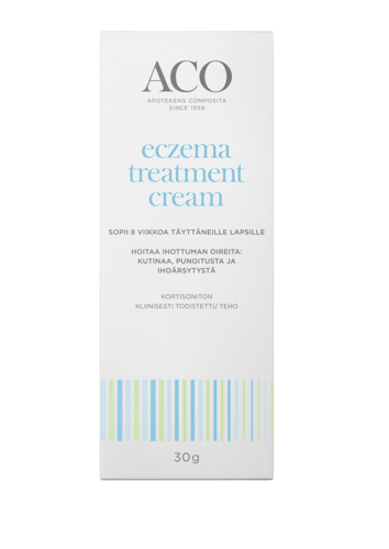 ACO Minicare eczema treatment cream 30 g