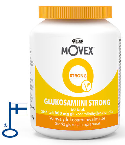 Movex Glukosamiini Strong *